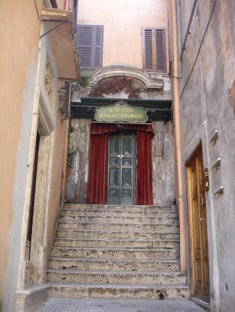 Teatro DI VIA DE' CORONARI (RM)